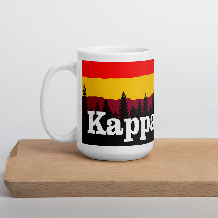 Kappa Alpha Mountain Mug Kappa Alpha Mountain Mug