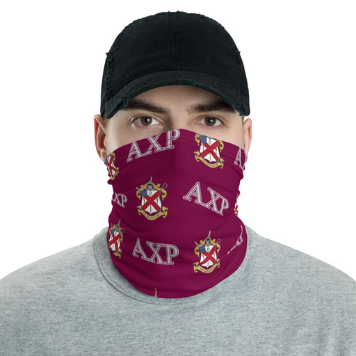 Alpha Chi Rho Neck Gaiter