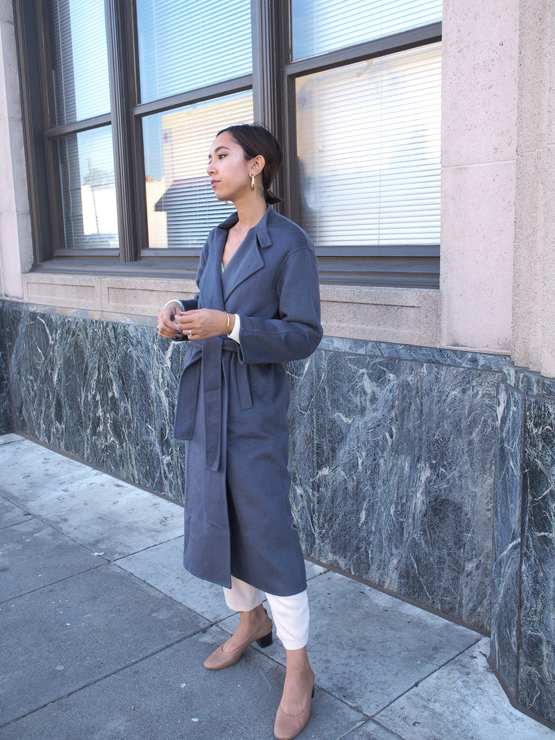 Handmade Double-face Wool Coat