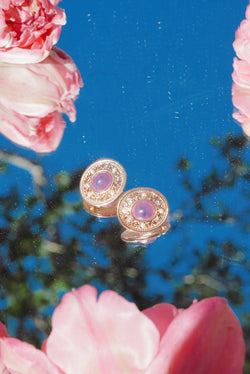 Rodeo Lavender Earrings
