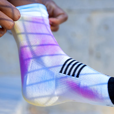 MEET OUR NEW RUNNING SOCKS