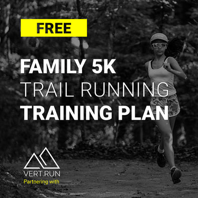 Family 5K Training Plan - FREE