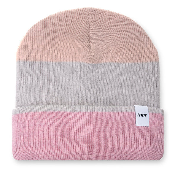 Cold Weather Running Beanie: Mojave