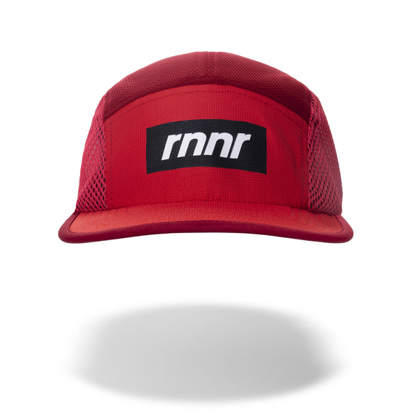 Lightweight Distance Hat: Red