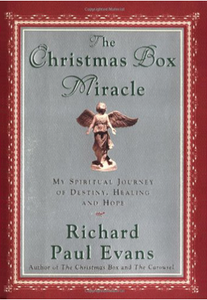The Christmas Box Miracle (Hardcover, Deckle Edge  2001)