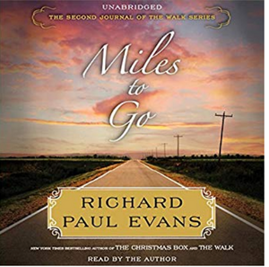 Miles To Go (The Walk Series)  (Audio CD)