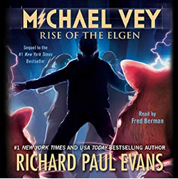 Michael Vey 2: Rise Of The Elgen (Audio CD)
