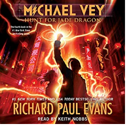Michael Vey 4: Hunt For Jade Dragon (Audio CD)