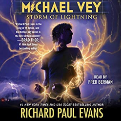 Michael Vey 5: Storm of Lightning (Audio CD)