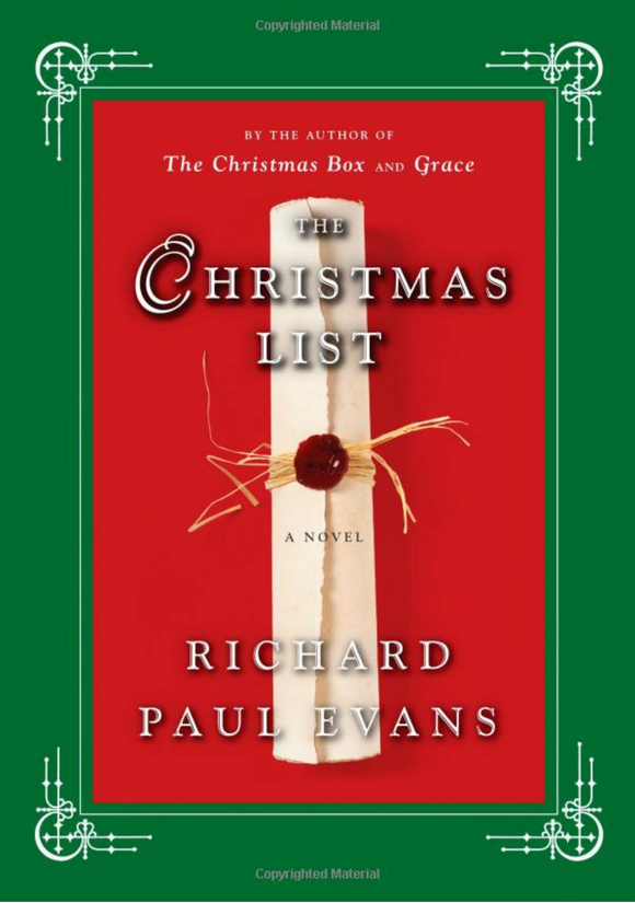 The Christmas List (Hardcover)