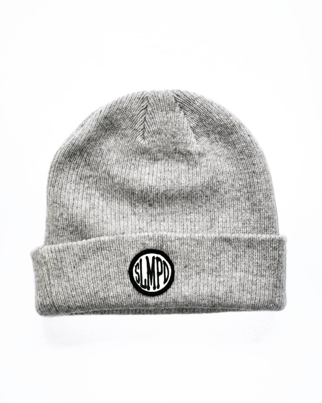 CIRCLES PATCH BEANIE