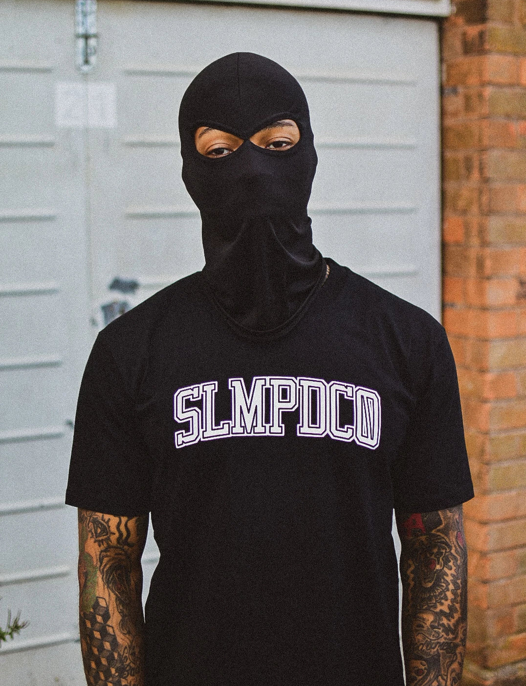 SLMPD® ARCHWAY TEE