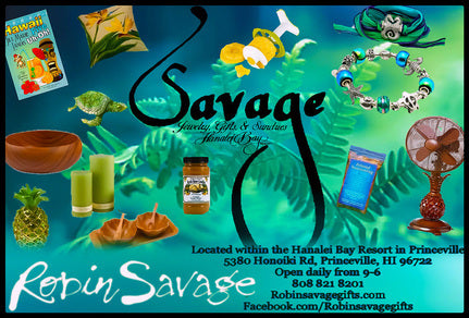 Savage at Hanalei Bay Resort, Princeville, Kauai, Hawaii