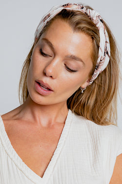 MONTE Hello Sunshine Knot Headband -