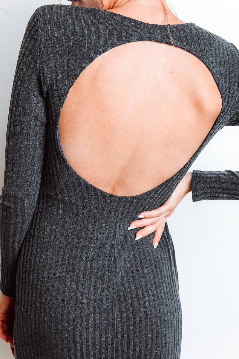 MONTE Cameron Sweater Dress -