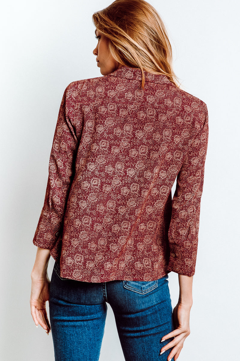 MONTE Rickie Blouse -