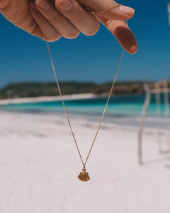 Ocean Goddess Necklace
