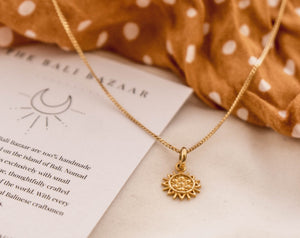 Ray of Optimism Necklace