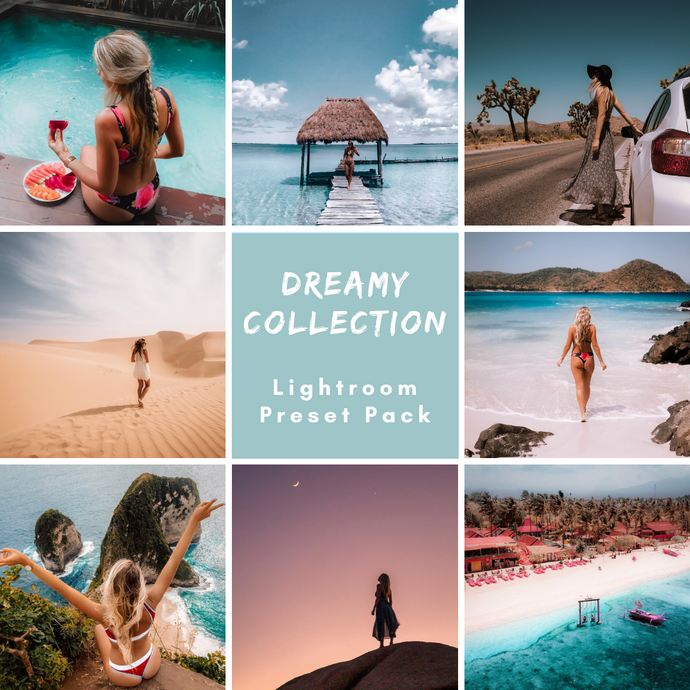 Dreamy Collection (Desktop)