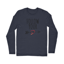 Follow 2 Classic Long Sleeve T-Shirt - Sacred Lotus Gifts