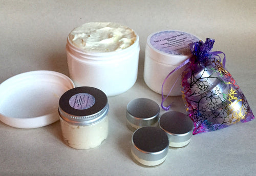 Enlightened Love High Vibe whipped body butter, Raise your vibration. Yoga inspired, Spirituality, Alchemy, Gift - Sacred Lotus Gifts