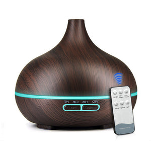 Essential Oil Diffuser with Remote Large Capacity - Sacred Lotus Gifts