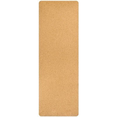 Cork and TPE Non-slip Anti-microbial Yoga Mat - Sacred Lotus Gifts