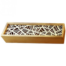 Mini Storage Box with sliding cover - Sacred Lotus Gifts