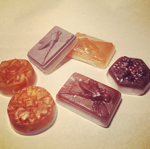 High Vibe soaps for the Spiritual Warrior or Yogi in your life. Raise your vibration! - Sacred Lotus Gifts