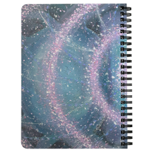 Healer of the Heart Spiralbound Notebook - Sacred Lotus Gifts