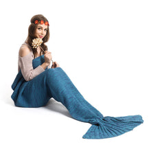 Mermaid Blanket for Snuggling - Sacred Lotus Gifts