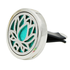 Car Essential Oil Diffuser Lotus and More - Sacred Lotus Gifts
