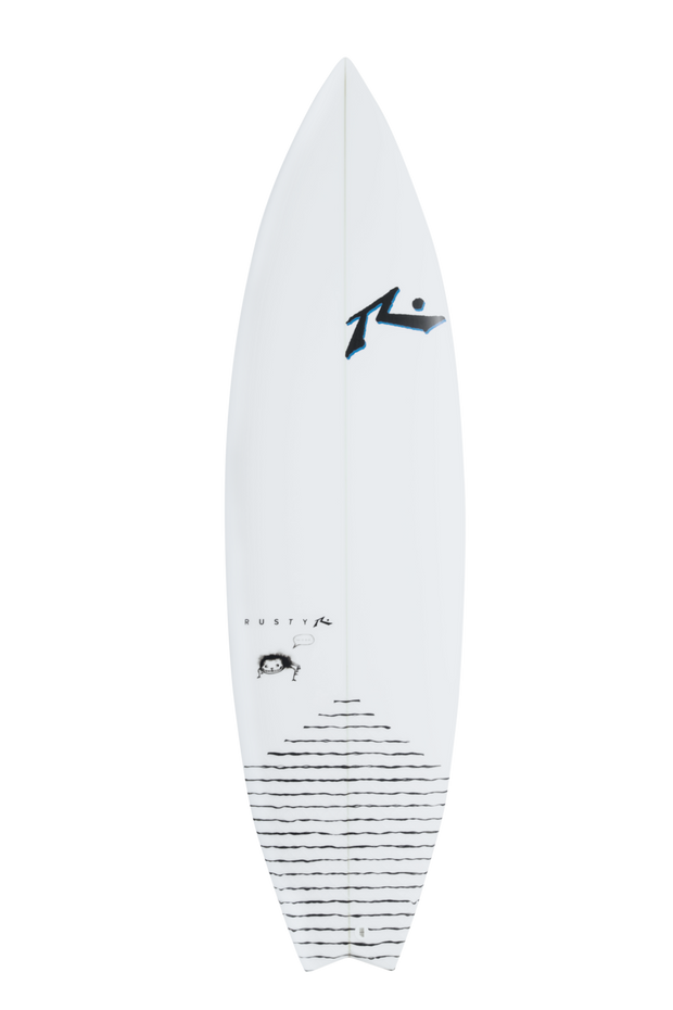 Barking Spider-Surfboards-Rusty Surfboards ME