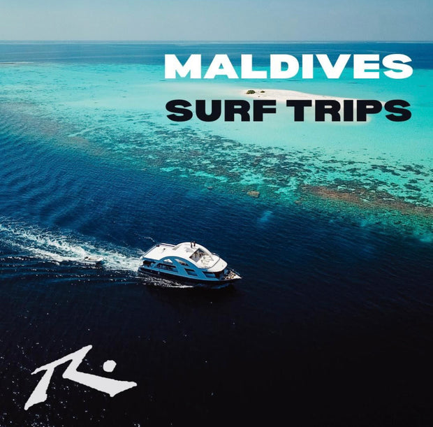 Maldives surf charters [Pre-payment]