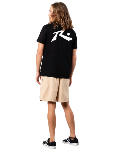 Competition short sleeve - black