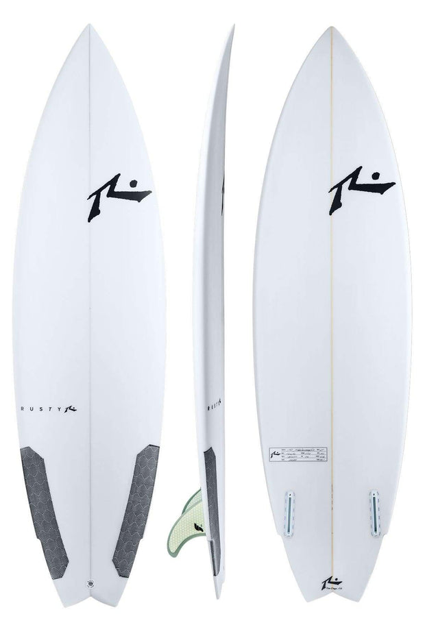 Twin Fin-Surfboards-Rusty Surfboards ME