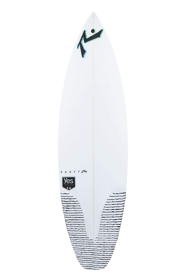 Yes Thanks-Surfboards-Rusty Surfboards ME