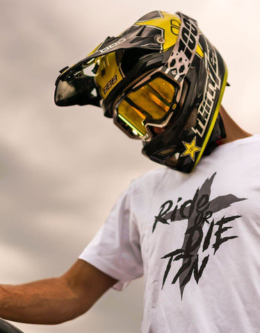 "Das T7N ""Ride Or Die"" T-Shirt T-Shirt Thirty7even"