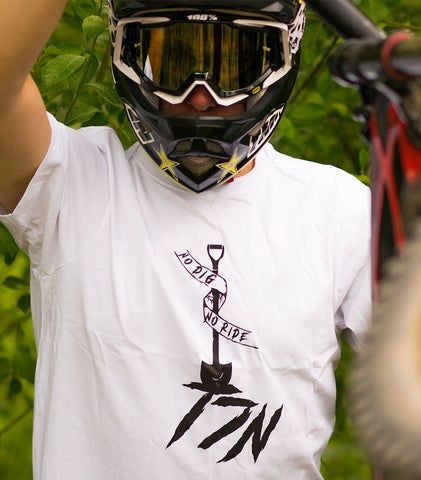 "Das T7N ""No Dig No Ride"" T-Shirt T-Shirt Thirty7even"