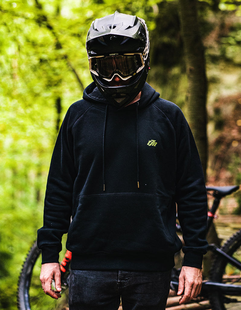 "Der T7N ""Ride All Day"" Hoodie"