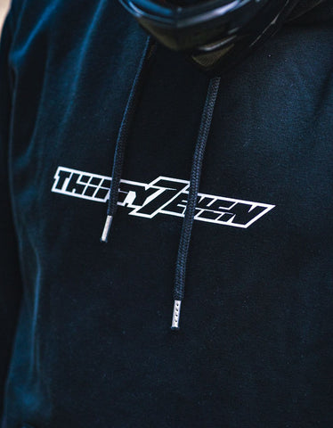 Image of Der Thirty7even Logo Hoodie