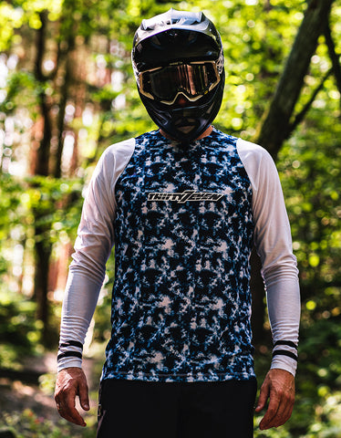 Image of Das T7N Limited Tie Dye Jersey