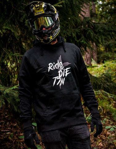 "Der T7N ""Ride Or Die"" Hoodie Hoodie Thirty7even"