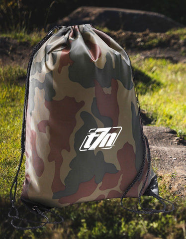 Image of Dein T7N Bike Bag Aufkleber Thirty7even