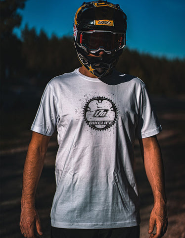 Image of Das T7N #BikeLife T-Shirt