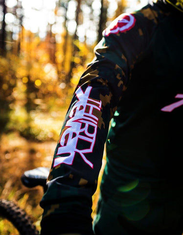 Dein T7N Limited Camo Jersey