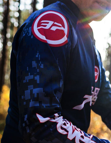 Image of Dein T7N Limited Camo Jersey Jersey Thirty7even