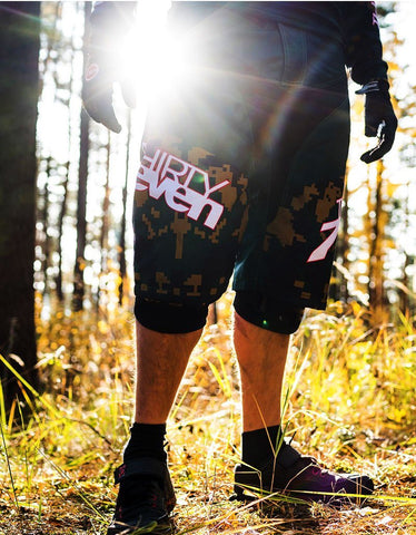 Deine T7N Limited Camo Shorts Shorts Thirty7even
