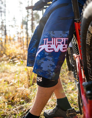 Deine T7N Limited Camo Downhill Shorts
