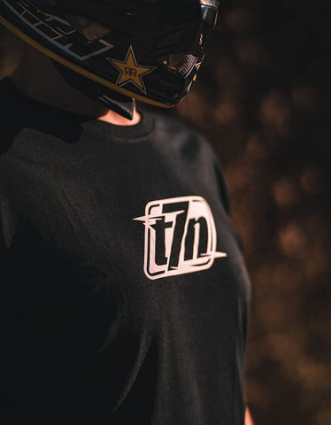 Image of Das T7N Logo T-Shirt